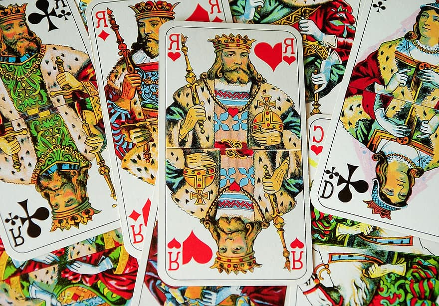 A Brief History of Playing Cards